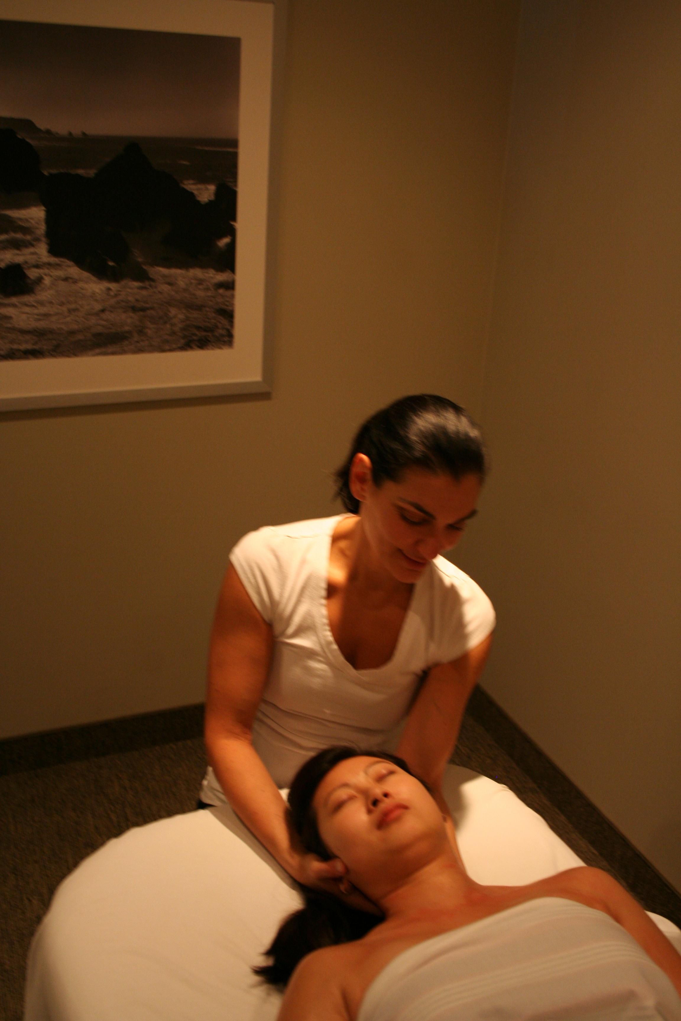 Massage Therapist Markham- 07
